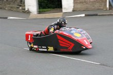 Thumbnail of TT 2005 at Whitegates with Daniel Sayle in the chair