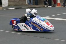 Thumbnail of TT2005 at Whitegates with Andy Smith in the chair
