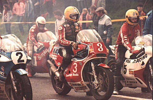 Joey Tandragee 100 May 1983