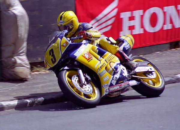 Junior TT 1995 at Braddan Bridge