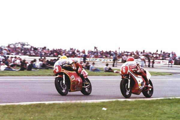 Joey Formula One Race at Silverstone 1980