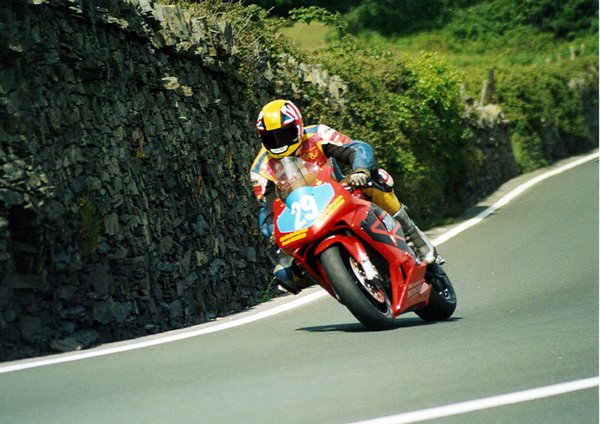 TT2004 - Practice - Approaching the Gooseneck