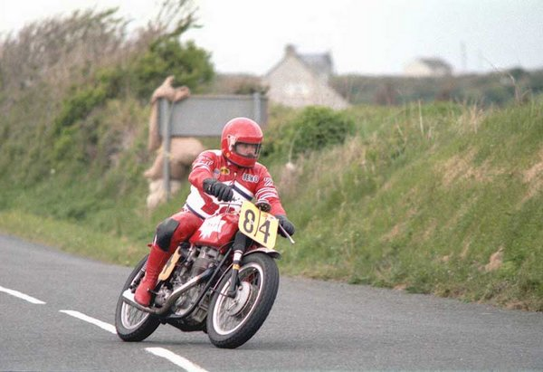 1984 Jurby South Road Races