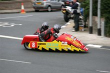 Thumbnail of TT2005 at Whitegate with Stuart Castles as ballast