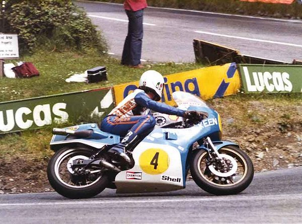 1980 Senior TT Ramsey Hairpin