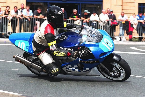 Mick Skene Junior Manx Grand Prix 2002