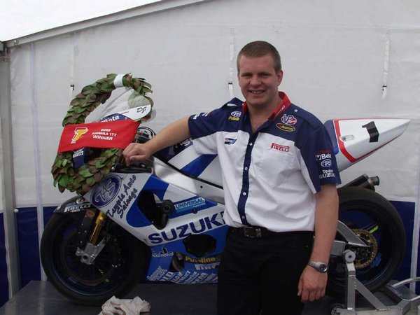 Duke Formula One TT Winner 2002