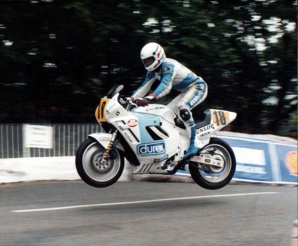 Ballaugh Bridge - 1990 Supersport 600 TT