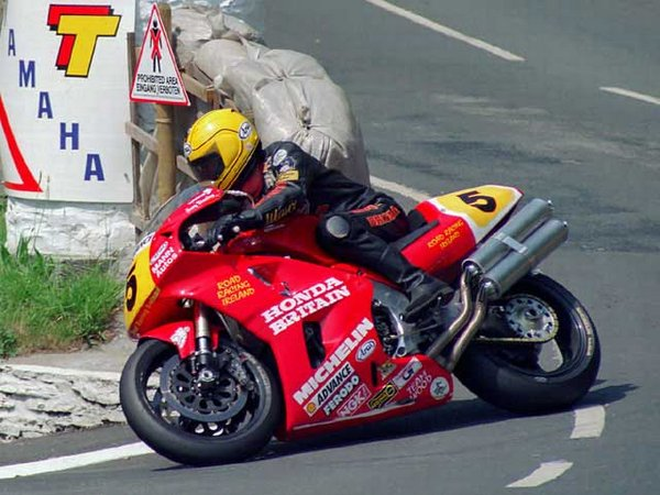 Governors Bridge 1997 Senior TT