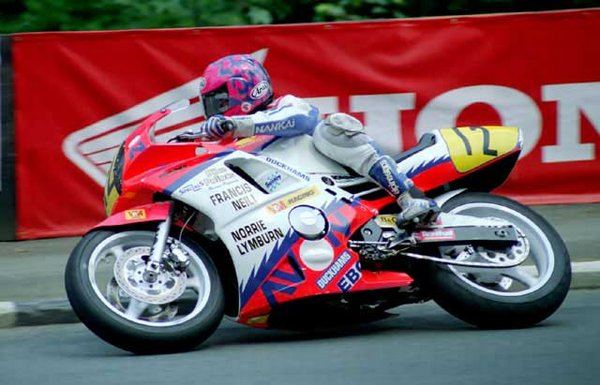 1993 Supersport 66 TT - Braddan