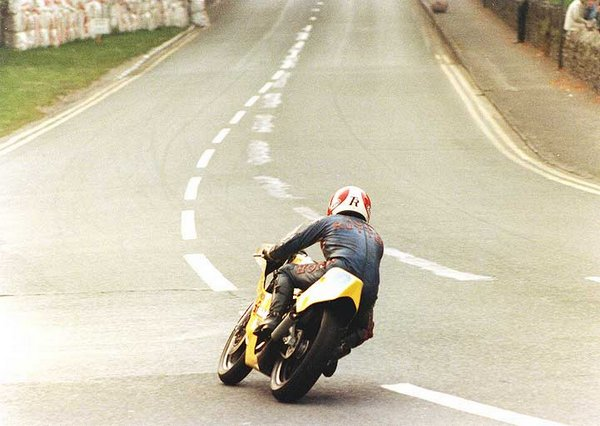 1983 TT Practice - Quarterbridge