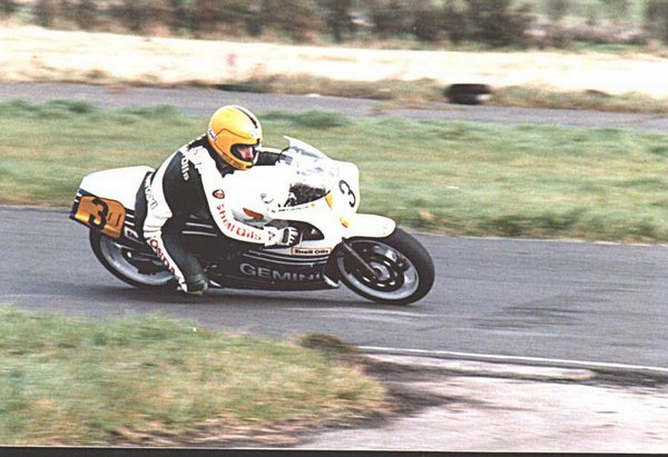Joey at Kirkistown