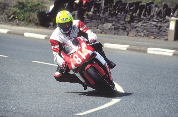 2002 TT Practice - Sulby Bridge