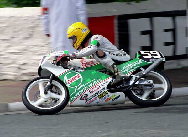 1992 Ultra Lightweight TT - Parliament Square