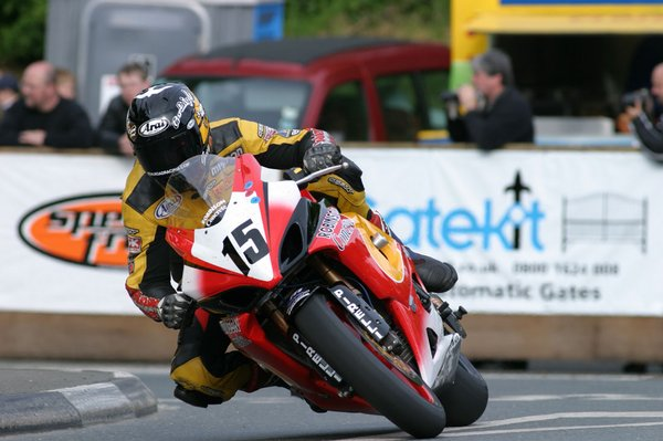 TT2005 - Superbike - Quarter Bridge