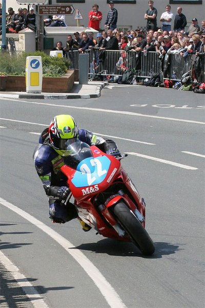 Ballaugh - Supersport TT Race A 2005