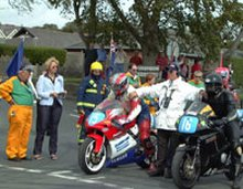 Thumbnail of First 250 Away in Junior MGP 2002