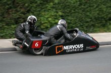 Thumbnail of TT 2005 Ben Dixon & Mark Lambert at Whitegates