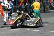 Thumbnail of Start of Sidecar Race A - 2004