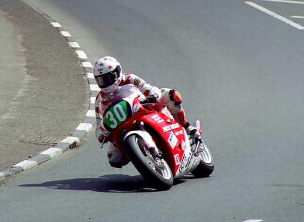 Lightweight TT 1996 Braddan Bridge