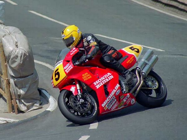 1997 Senior TT Governors Bridge