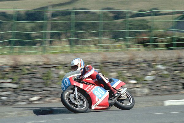 1985 Junior MGP - Kirk Michael
