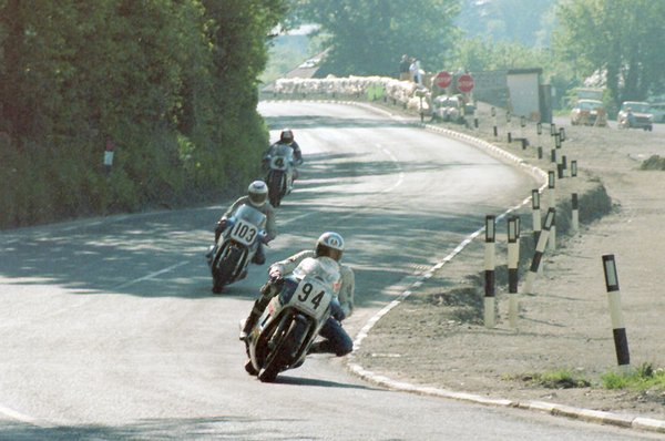 1985 F1 TT - Quarry Bends - Tony Rutter (4)