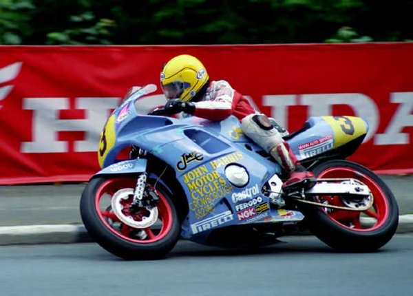 1993 Supersport 66 TT - Braddan Bridge