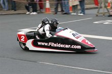 Thumbnail of TT 2005 at Whitegates with Darren Hope in the chair