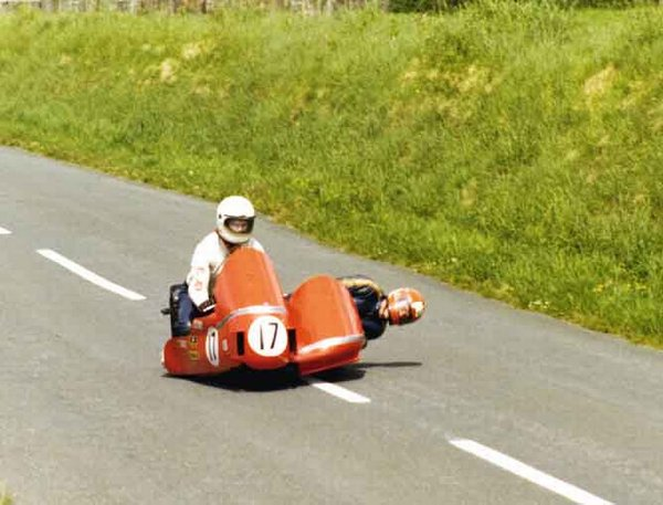 1981 Jurby South with G Christian in the Chair