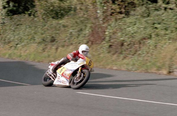 1983 - Senior Manx Grand Prix - Ginger Hall