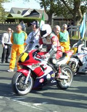 Thumbnail of First Away in 2002 MMCC Newcomers Race
