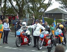 Thumbnail of Start of MMCC Junior Classic Race 2002