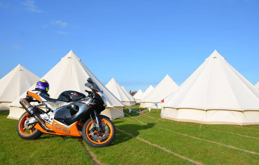 Ideally located in the heart of Douglas Hotel Bell Tent at the Isle of Man TT is just minutesu0027 walk from the action of the races. & Hotel Bell Tent - Isle of Man TT Official Website