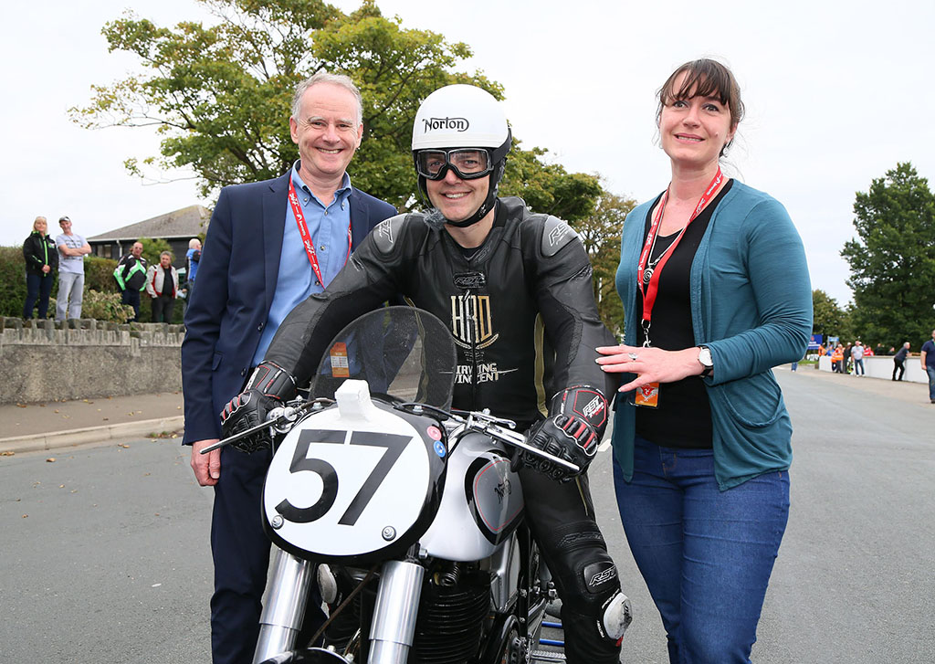 Isle Of Man Classic TT Races