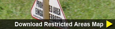 Restricted Areas