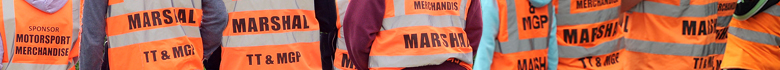 Isle of Man TT Marshals Association footer