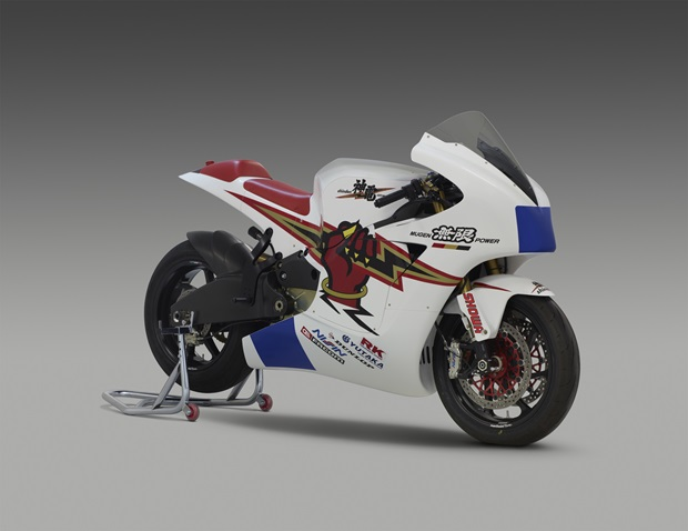 The Mugen EV 'Shinden'