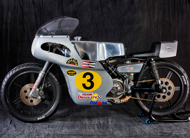 Arter-tuned Matchless G50