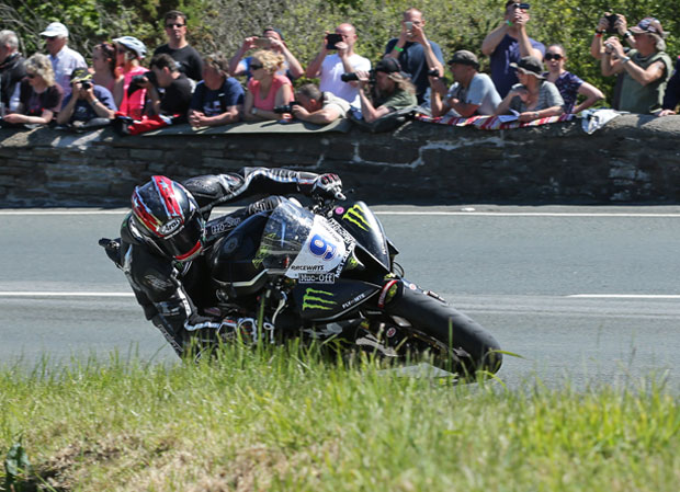 Ian Hutchinson won three races at TT 2016 - how many can the Bingley Bullet add in 2016?