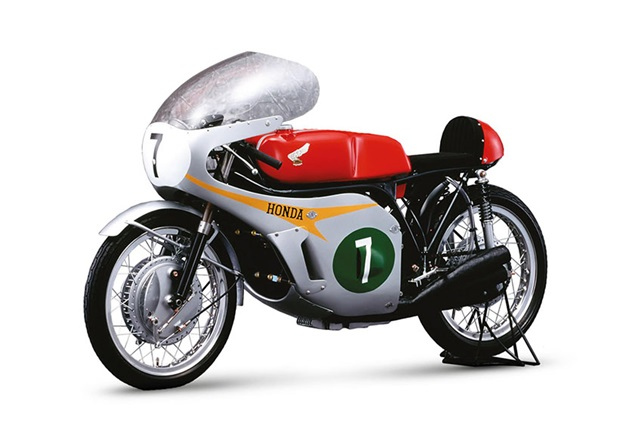 Team Obsolete set to parade authentic works Honda '6' with