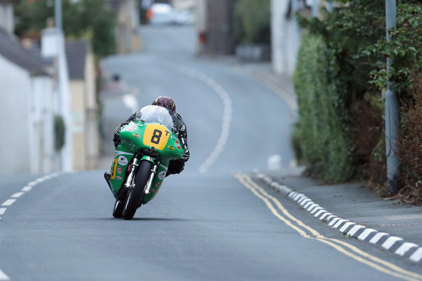 Josh Brookes, Kirk Michael Classic TT presented by Bennetts. Photo Dave Kneen / Pacemaker Press Intl.