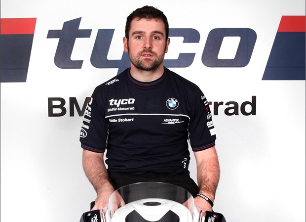 Michael Dunlop at Tyco BMW