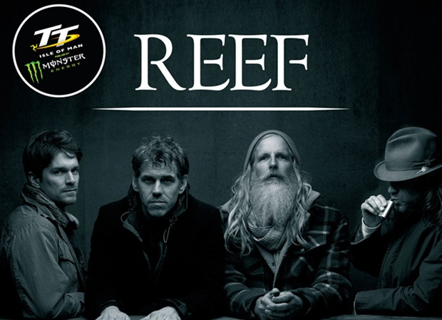 Reef Isle of Man TT Concert