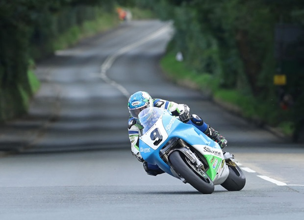 Dean Harrison, Kawasaki. Photo Dave Kneen / Pacemaker Press Intl