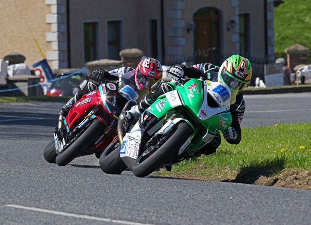 Supersport Tandragee McGee & McLean 04/05/19 Pacemaker Press Intl