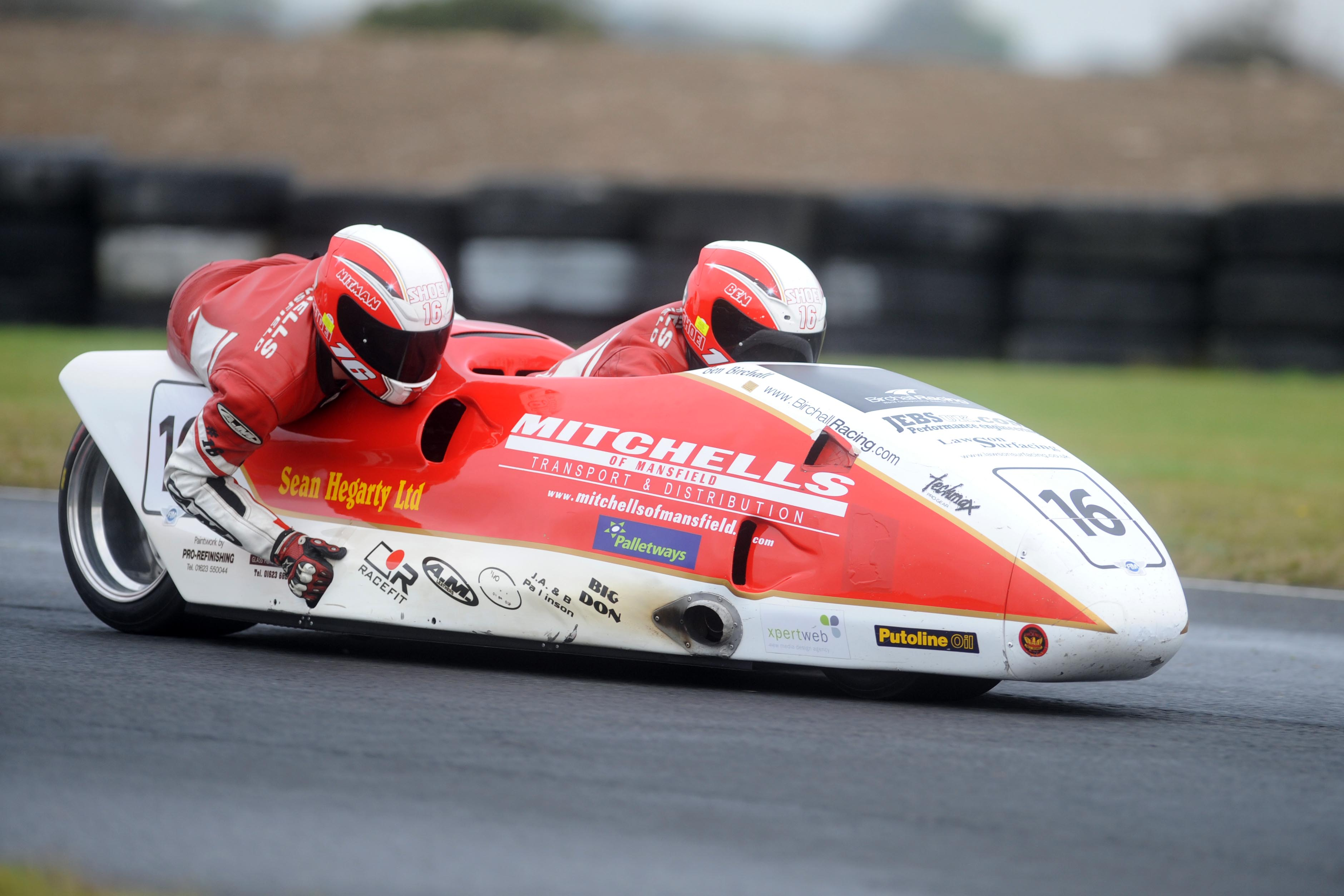 Birchall Brothers Confirm Sidecar Return For The 2011 Isle Of Man Tt Tt2011 Sidecars Worlds 1 Website